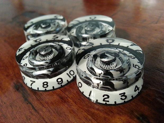 jat custom guitar parts cts split shaft 24 spline speed knobs reverb. Black Bedroom Furniture Sets. Home Design Ideas