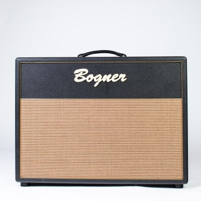 Bogner 2x12 Shiva Size Cabinet, Vintage 30s and padded cover