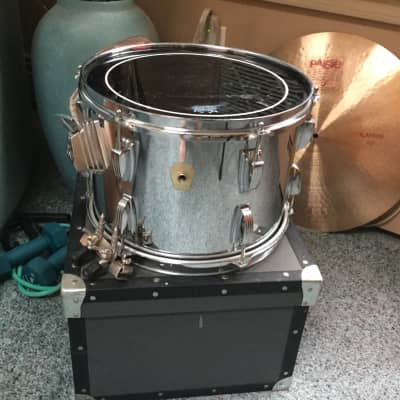 Ludwig Classic  1980s Chrome over maple