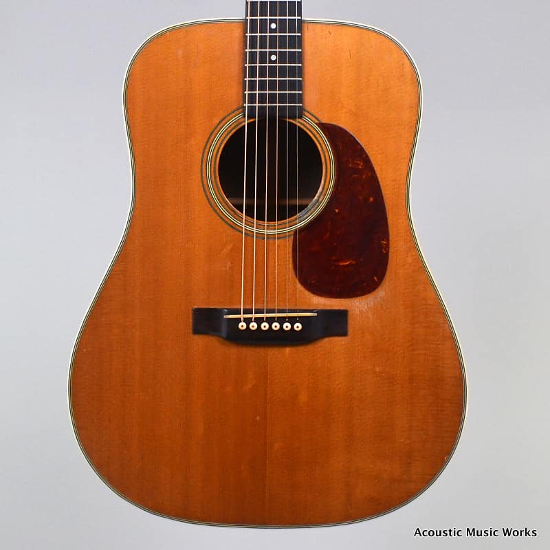 Martin D-28, D28, 1949 with Sitka Spruce, Straight-Grained Brazilian Rosewood image