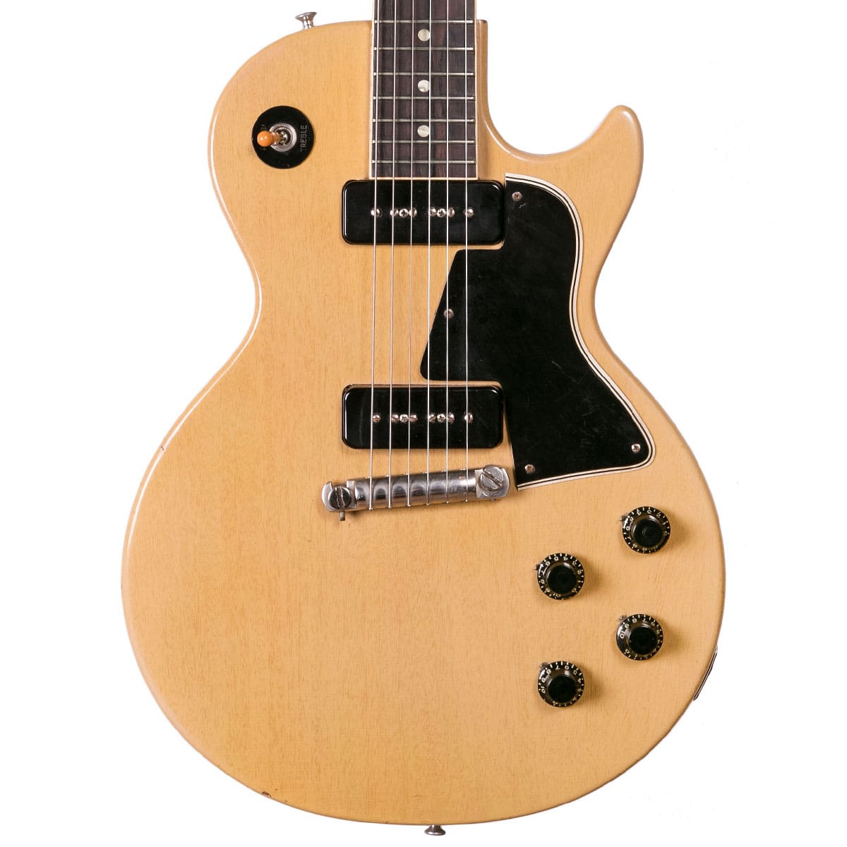 1957 gibson les paul tv special tv yellow reverb. Black Bedroom Furniture Sets. Home Design Ideas