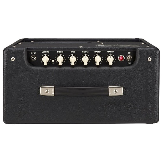 fender hot rod blues junior iv guitar combo amplifier 1x12 reverb. Black Bedroom Furniture Sets. Home Design Ideas