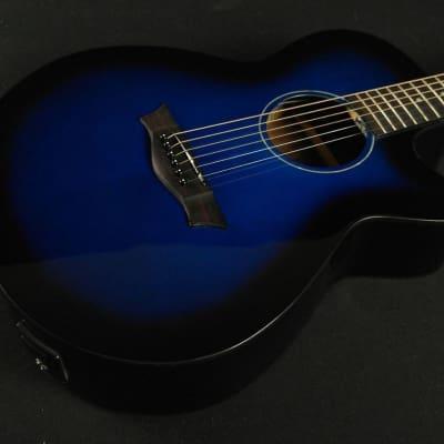 Dean AXS Performer A/E - Blue Burst (037)