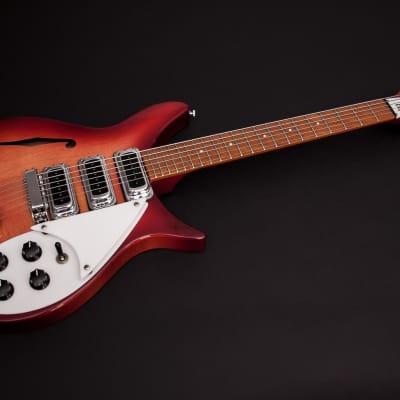 Rickenbacker 320 1976 Fireglo for sale