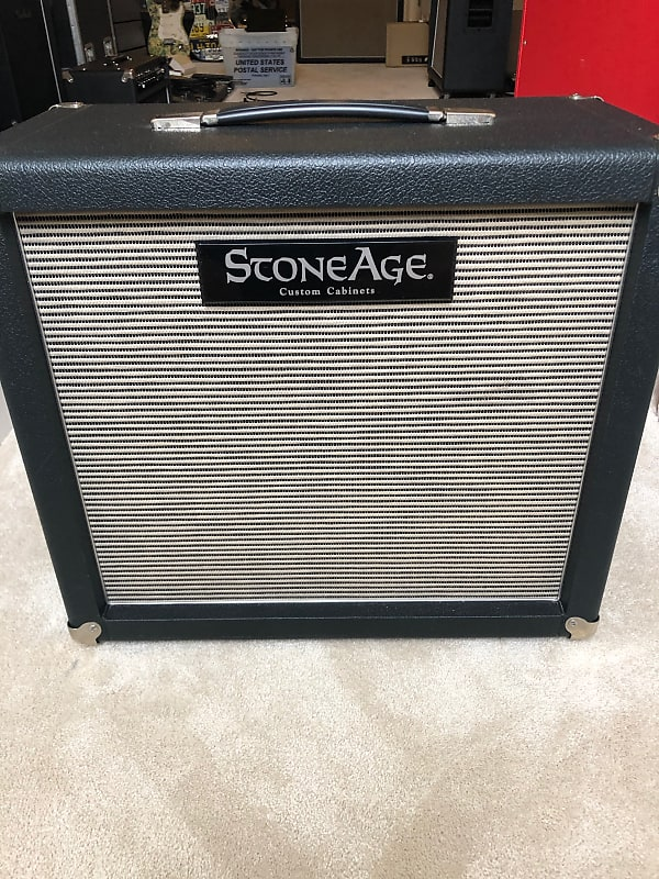 Stone Age 1x12 Cabinet Loaded With Austin Speaker Works