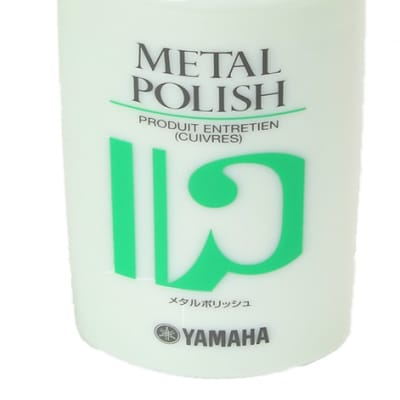 Metal Polish; Yamaha; 110 ml
