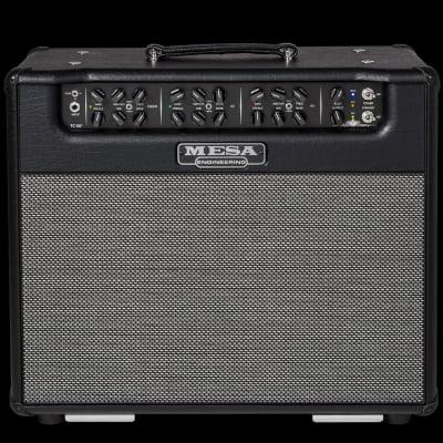 Mesa Boogie Triple Crown TC-50 1X12 Combo (Black) - Black/Grey-Black/Black for sale