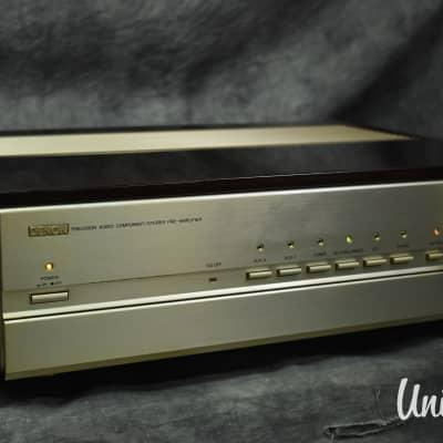 Denon PRA-2000RG Stereo Preamplifier in very good condition