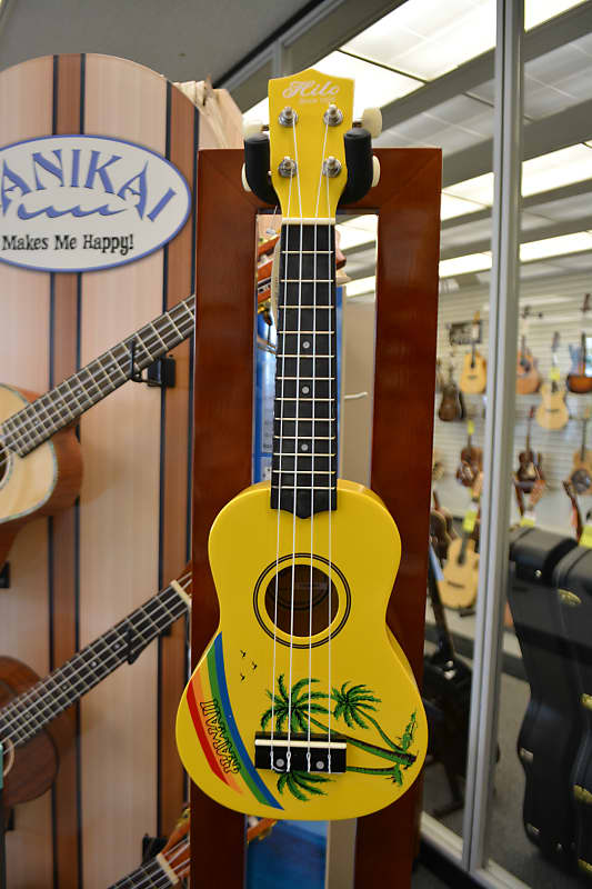 Hilo 2649 Hawaiian Soprano Ukulele