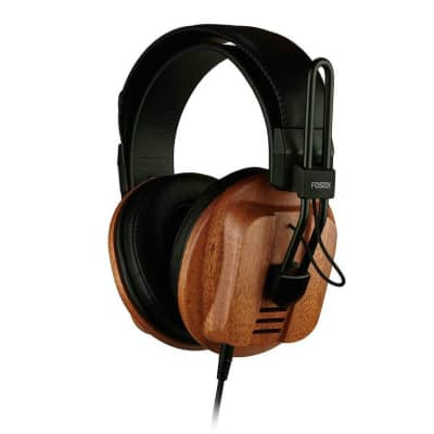 "Fostex T60RP ""Crisp and Accurate"" Semi-Open Stereo Headphones"