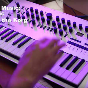 Korg Minilogue Free Patch Bank by Earmonkey - Intergalactic
