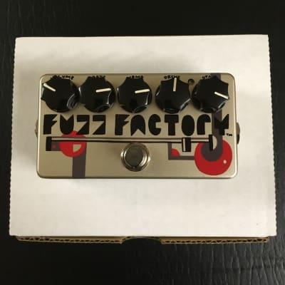 Zvex 20th Anniversary Hand-Painted Fuzz Factory #7