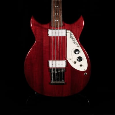 Vintage 1970s Micro-Frets Signature Fretless Bass With OHSC for sale