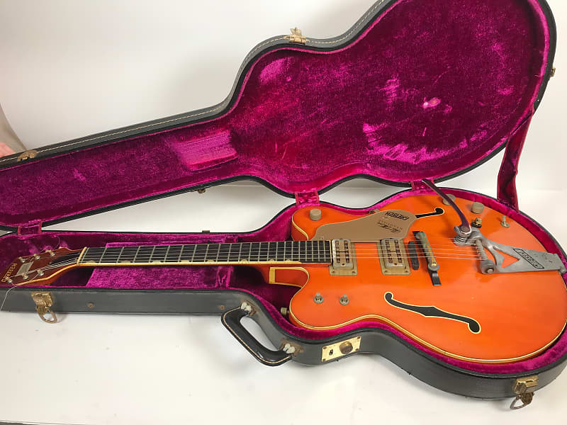 Gretsch 6120 Chet Atkins Nashville 1969