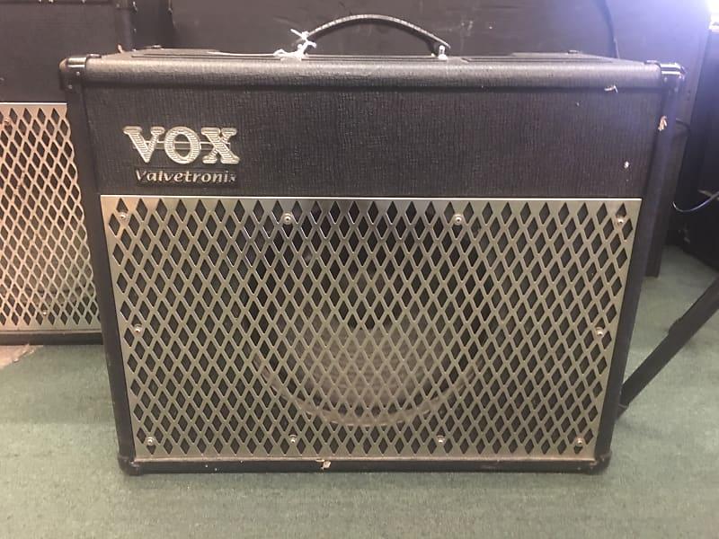 vox valvetronix ad50vt 50w guitar combo amp 1x12 amplifier w reverb. Black Bedroom Furniture Sets. Home Design Ideas