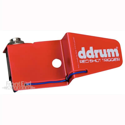 Ddrum Red Shot Snare/Tom Trigger