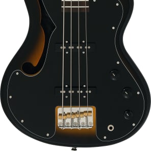 Italia Imola 4 Bass - 2 Tone Sunburst w/Deluxe Italia Gig Bag for sale