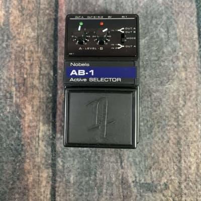 Nobels AB-1 Active A/B Selector Pedal