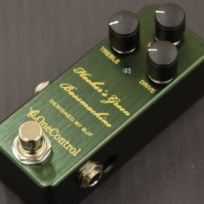 One Control Hookers Green Bass for sale