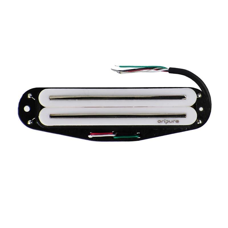 Alnico Dual Hot Rail Humbucker Single Coil Gitarren Humbucker Tonabnehmer