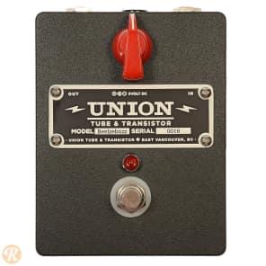 Union Tube & Transistor Beelzebuzz Distortion