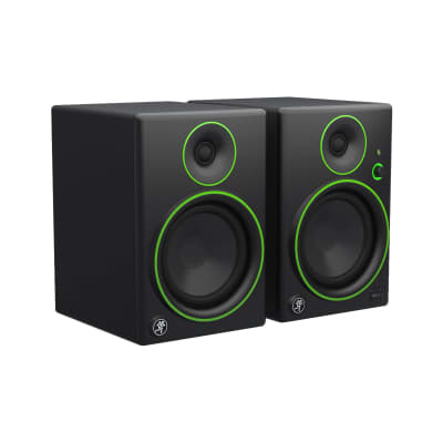 """Mackie CR5BT 5"""" Active Studio Monitors with Bluetooth Connectivity (Pair)"""