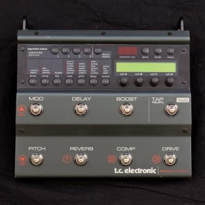 TC Electronic Nova System Guitar Processor (USED) for sale