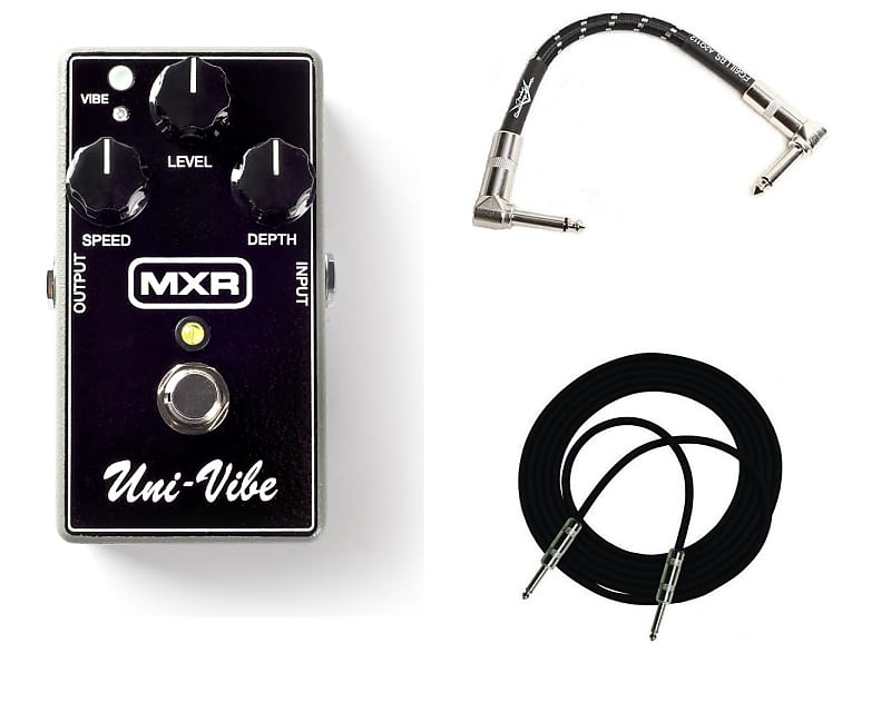 new mxr m68 uni vibe chorus vibrato guitar effects pedal reverb. Black Bedroom Furniture Sets. Home Design Ideas