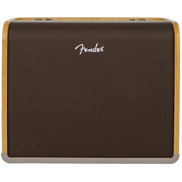 fender acoustic pro acoustic guitar combo amplifier 200 reverb. Black Bedroom Furniture Sets. Home Design Ideas