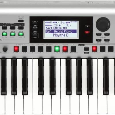 Korg i3 Arranger Keyboard - Silver