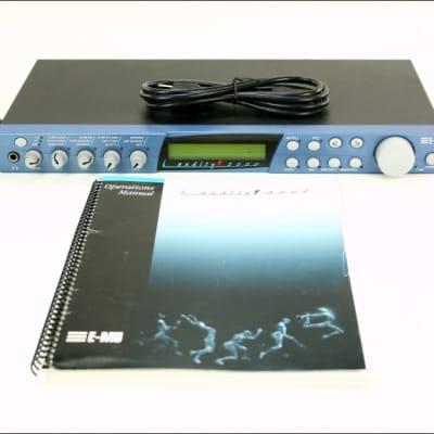 E-MU Systems Audity 2000 abt 1998 Bleu