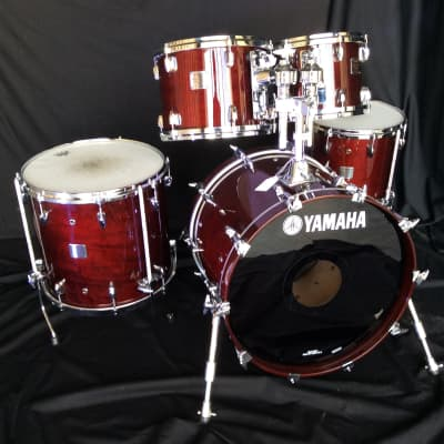 Yamaha Maple Custom Absolute Drum Set