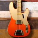 Fender 51 Precision Bass Relic 2013 Orange Metallic Tele Bass
