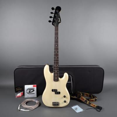 Fender Contemporary Precision Bass Special  1987 Creme Off White McKagan MIJ Japan