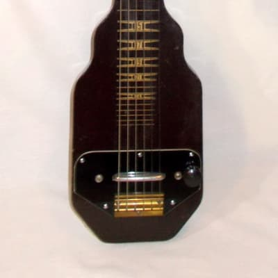 Kalamazoo Lap Steel 1940's *Dark Cherry* for sale