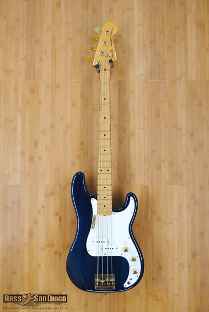 fender precision bass special 1982 sapphire blue 4 string reverb. Black Bedroom Furniture Sets. Home Design Ideas