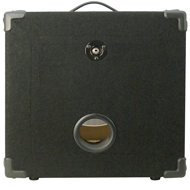 1x12 compact extension bass guitar speaker empty cabinet reverb. Black Bedroom Furniture Sets. Home Design Ideas