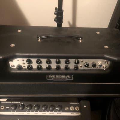 Mesa Boogie Lonestar Classic Head Black
