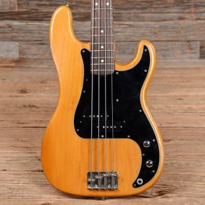 Fender Precision Bass Natural Refin 1971 (s226)