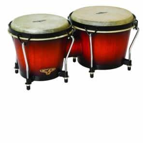 Latin Percussion LPA601-VSB Aspire Wood Bongos