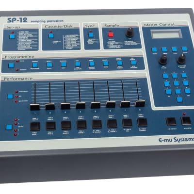 Ca. 1985 E-MU Systems SP-12