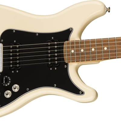 Fender Player Lead III Electric Guitar, Pau Ferro Fingerboard, Olympic White for sale