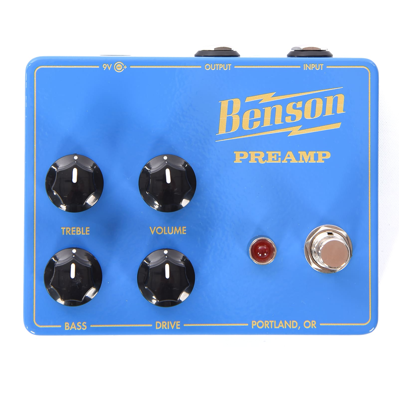 Benson Amps Preamp Pedal CME Exclusive