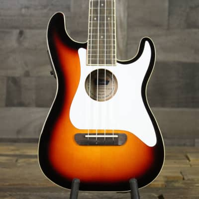 Fender Fullerton Strat Uke - Sunburst