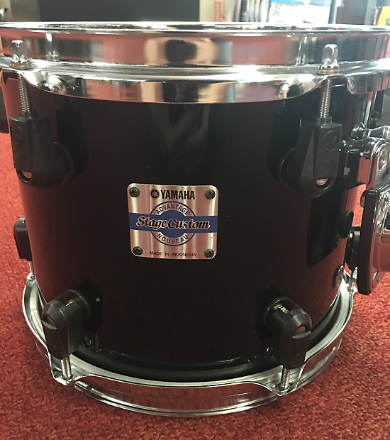 yamaha 8x10 stage custom advantage nouveau tom w tom