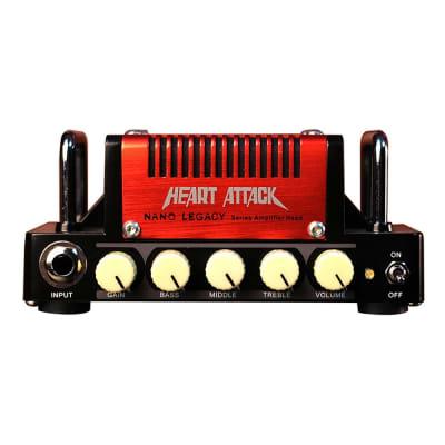 Hotone Nano Legacy Heart Attack Guitar Amplifier Head