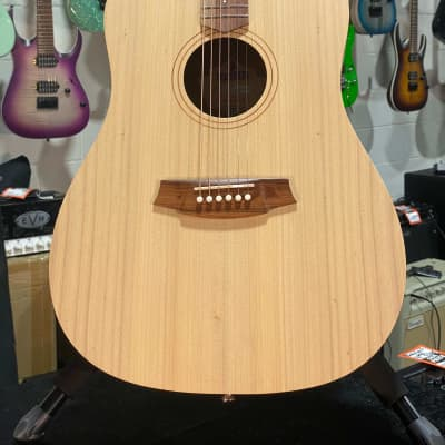 Cole Clark Fat Lady Series 1 Bunya Dreadnought Acoustic   Gig-Bag + Free Shipping for sale