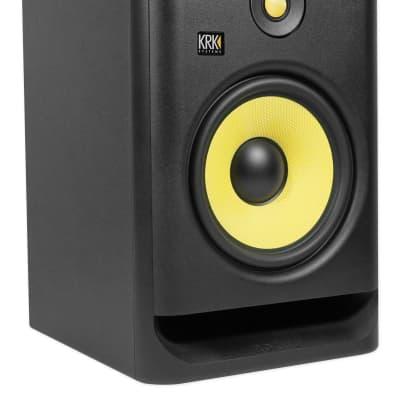"""KRK ROKIT 8 G4 8"""" Bi-Amped Active Powered Studio Monitor Speaker RP8-G4 RP8G4"""