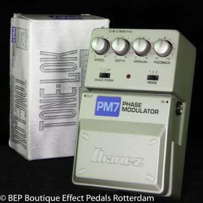 Ibanez PM7 Phase Modulator Tone-Lok Series s/n 08100093