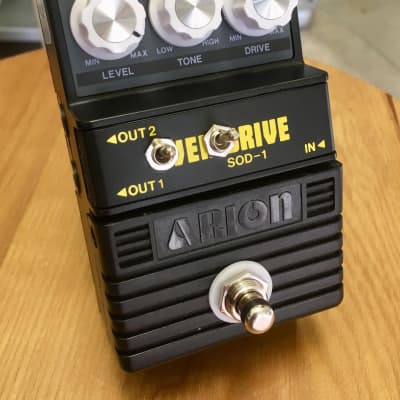 Arion Overdrive - Dex Audio Modified for sale